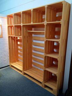 #дизайнерский #шкаф в стиле #loft #ecofriendly
