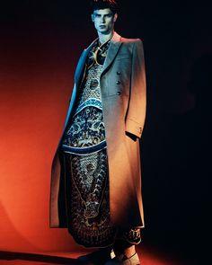 arthur gosse 0003 Arthur Gosse Models Extravagant Looks for Robb Report