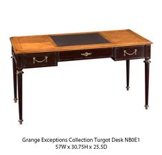 Grange Turgot Desk