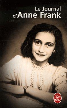Deux exemplaires du journal d'une jeune fille juive qui a dû se cacher pendant la Seconde guerre mondiale à Amsterdam. Un témoignage bouleversant. Dès la 4ème. Recommandé aux 3èmes
