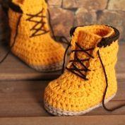 Stripy espadrille shoes - Allcrochetpatterns.net