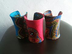 Ankara Cuffs and many more accessories:instargram @ fellot_accesory_Box