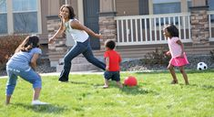 Include parents in the party action by letting them take part in some of the games.