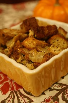 Thanksgiving Recipes A Perfect Holiday Stuffing – Gluten Free! Thank you for sharing this on Wast. Gluten Free Thanksgiving, Thanksgiving Stuffing, Thanksgiving Recipes, Holiday Recipes, Wheat Free Recipes, Gf Recipes, Dairy Free Recipes, Cooking Recipes, Gluten Free Stuffing