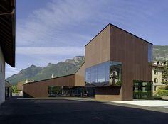 Winecenter Kaltern, Bolzano, 2006 - feld72 architekten zt GmbH