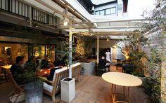 渋谷区千駄ヶ谷のカフェ|グッドモーニングカフェ
