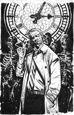 Constantine by Garry Brown