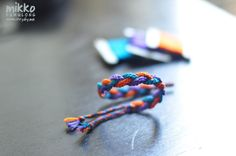 i try DIY: Braided Bracelets