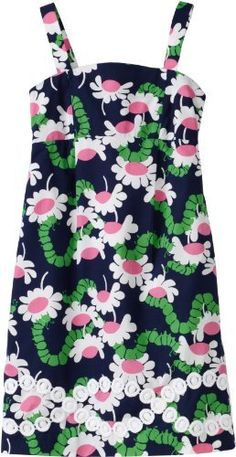 Lilly Pulitzer Girls 7-16 Carolina Dress Lilly Pulitzer, links to amazon but I got it for $38 instead of 58 on ebay.