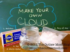 how to make your own cloud