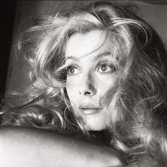 Catherine Deneuve by Richard Avedon. One of the most beautiful women in the world!