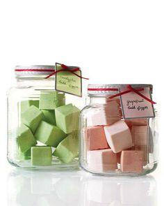 Candy Favor  Barattolo di caramelle - #glassislife #vetro
