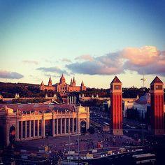 #justarrived in Barcelona. #barcelona #spain #travel #holidays