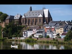 Saarburg im Saartal