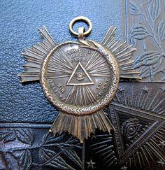Ancient Secret Symbols | RESERVED - Ancient Masonic Regalia with Magical Symbols and Unusual ...