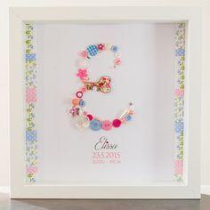 Amazing Baby Dekoration Kinderzimmer Name Geschenk Geburt
