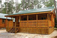 ADA Log Cabin Frontier