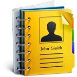 Address-book Web Design, Icon Design, Logo Design, Graphic Design, Mac Os Icons, Website Icons, Brand Icon, Dear Diary, All Icon
