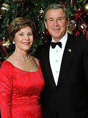 George & Laura Bush: The PEOPLE Interview  12/15/2006