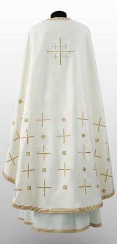 Large View Early Christian, Gold Embroidery, Ready To Wear, Silk, How To Wear, Tops, Women, Fashion, Moda