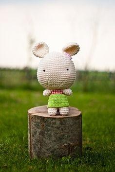 Barbara Bunny - 2 cute 2 be true by Coccinella Eco