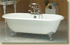 sunrise specialty dual bath with chrome telephone fixtures