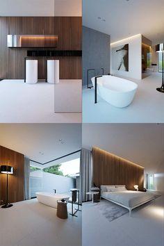 Piano House – Chisinau, Moldova - The Cool Hunter Estilo Interior, Interior Styling, Bad Inspiration, Bathroom Inspiration, Casa Kardashian, Plafond Design, Design Moderne, Minimalist Home, Bathroom Interior