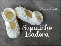 Sapatinho Isadora - YouTube