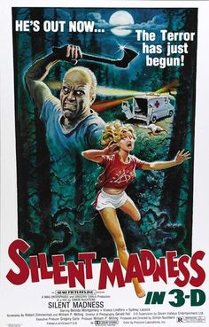 Horror movie Silent Madness