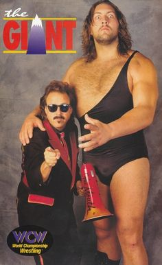 The Giant w/Jimmy Hart