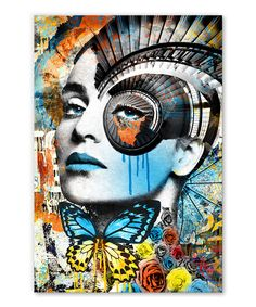 Tableau portrait pop art spirale punk Pop Art by Lowrens - Tableau Deco Pop Punk, Portraits Pop Art, Tableau Pop Art, Street Art, L'art Du Portrait, Collage Techniques, Art Original, Oeuvre D'art, Les Oeuvres