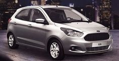 Ford Ka production hatchback revealed in Brazil. Next gen Ford Ka will be launched in India as new Figo. Next gen Figo revealed in production Ka concept Ford Ka, American Auto, American Country, Ford Sierra, South American Countries, Bike News, Ford News, Auto News, Automobile Industry