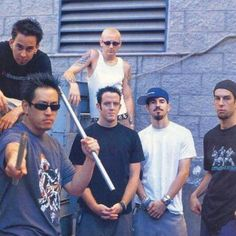 Linkin Park way back when