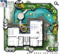 Thiết kế biệt thự vườn hiện đại