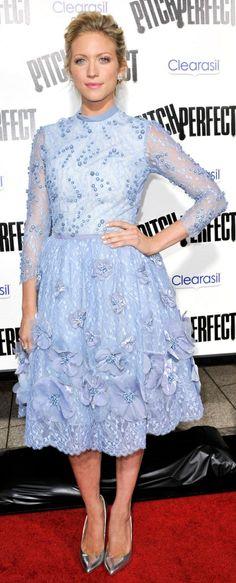 Brittany Snow: LA premiere of 'Pitch Perfect'