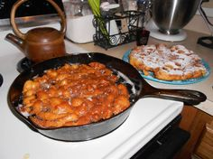 PENNSYLVANIA DUTCH FUNNEL CAKES  3 eggs 2 cups milk 1/4 cup sugar 3 1/2 cups flour 1/2 tsp salt 2 tsp baking powder