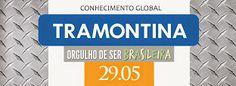 Clóvis Tramontina irá palestrar para os alunos da ESPM-Sul na 13º edição do evento Conhecimento Global. Dia 29/05, às 19h30, no Auditório I e é aberto ao público.