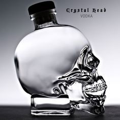 Dan Aykroyd designed this Vodka that is pure, filtered with Diamonds and smooth beyond what you would even expect.