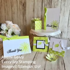 Stampin Up - Daisy Delight Daisy Delight Stampin' Up, Hand Stamped Cards, 3d Projects, Scrapbook Pages, Stampin Up, Catalog, Card Making, Paper Crafts, Place Card Holders