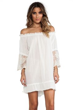spell and the gypsy collective off the shoulder top