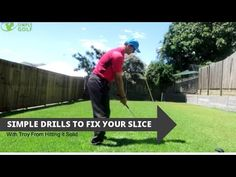Stop Your Over the Top Golf Swing & Cure Your Golf Slice in Just 60 Seconds – The Perfect Golf Swing | Hitting It Solid