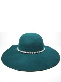 Get Your Groove On Wool Jewel Embellished Hat – Style Delivers North Sea, Jewels, Wool, Hats, Style, Fashion, Swag, Moda, Jewerly