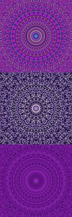 Buy 12 Purple Floral Mandala Seamless Patterns by DavidZydd on GraphicRiver. 12 seamless floral mandala pattern backgrounds in purple tones DETAILS: 12 JPG (RGB files) size: 12 geome. Mandala Pattern, Mandala Design, Mandala Art, Glitter Phone Wallpaper, Purple Backgrounds, Phone Backgrounds, Pink Nature, Purple Pattern, Pattern Wallpaper