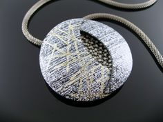 Etched series polymer and metal by Stonehouse Studio