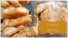 Peanut Brittle, Ethnic Recipes, Food, Essen, Meals, Yemek, Eten