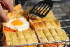 Breakfast Braai Broodjies - South African