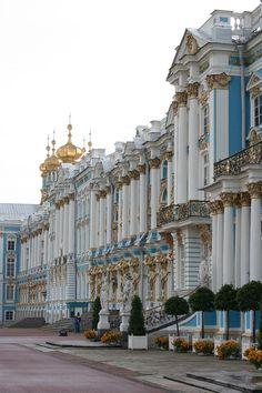 Russia. Saint Petersburg. Katharinen Palace.... GORGEOUS..!!!..UNIQUE......!!!!!
