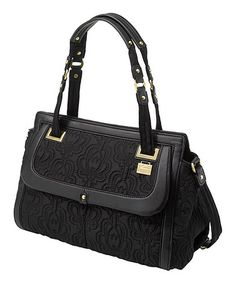 Another great find on #zulily! Onyx Soho Satchel by Petunia by Petunia Pickle Bottom #zulilyfinds