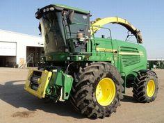 Prairieland Partners, Inc. - John Deere 7950