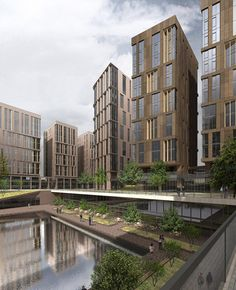 Garden Quarters by Sergey Skuratov Architects